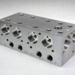 Blok pro pneumatický rozvaděč