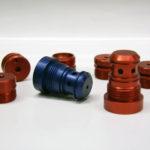 Regulační vložka pro pneumatický rozvaděč